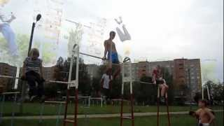 Сбор 26 08 2012 в г Жодино Street Workout, Gimbarr
