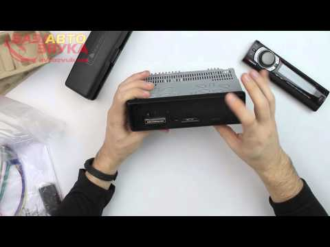 Автомагнитола Nakamichi NA82A USB/SD ресивер