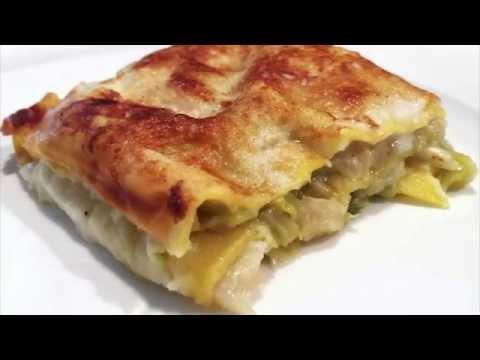 Lasagne bianche verza