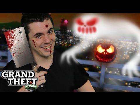 Halloween Purge In Gta (grand Theft Smosh) video