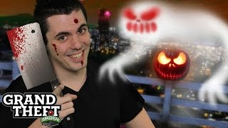 HALLOWEEN PURGE IN GTA (Grand Theft Smosh)
