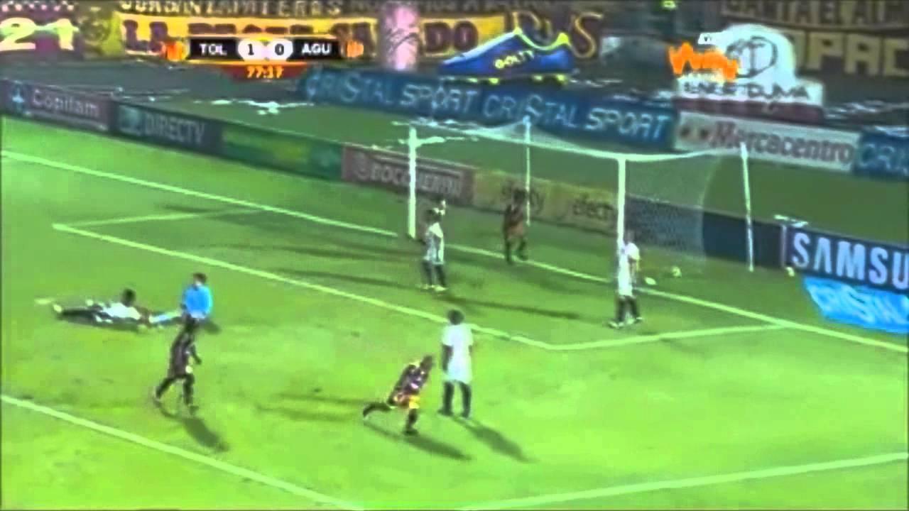Deportes Tolima 2-0 Aguilas Doradas