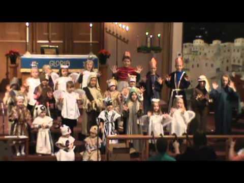 Storybook Christmas Program 2014