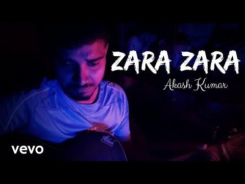 Zara Zara - RHTDM | Cover | AKASH KUMAR | Saregama