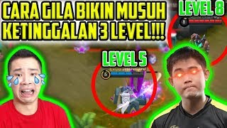 CARA GILA ANTIMAGE BIKIN MUSUH KALAH 3 LEVEL!! :(