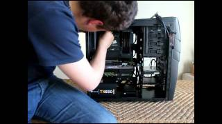My 2012 Gaming PC Cable Management Guide (Part 1) -Techno Cocktail-