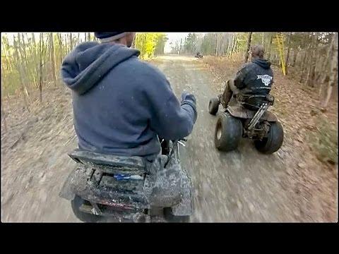 Spring '13 Mower Mud Romp