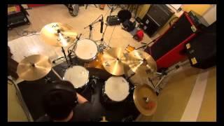 【Drum cover】hello,world!/ 血界戦線 OP【BUMP OF CHICKEN 】