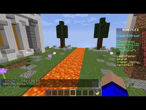 Minecraft [Mineplex] - Micro BATTLE [Minecraft Mini hry] - Další nová mini hra :)