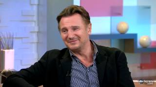 Liam Neeson 'Surprised' at Success of 'Taken': Actor Discusses Sequel 'Taken 2' in Interview