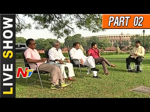 Will KVP #PrivateBill go for Voting Today?| Special Live Show From Delhi Part 02
