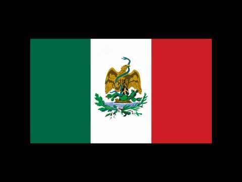 Evolución de la Bandera de México Video