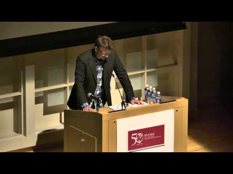 """Changing Crops for a Changing Climate"" - Mark Lynas at Cornell University - 4.29.2013"