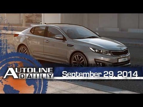 September Sales Surge, Kia Reveals Diesel Hybrid - Autoline Daily 1467