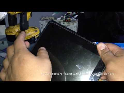 how to fix samsung galaxy android tablet pc that wont power turn on