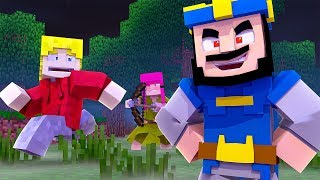 Minecraft | TERROR: CLASH ROYALE AMALDIÇOADO (TazerCraft Cafeinado)