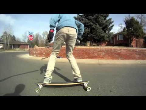Longboarding: Neighborhood Thane