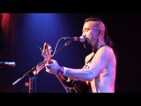 Nahko - Build a Bridge (Live at the Independent, San Francisco, CA 8/23/13)