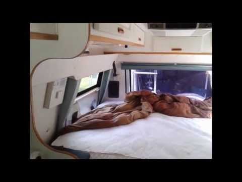 Rv travels inside a class b rv dimensions for Class a rv height