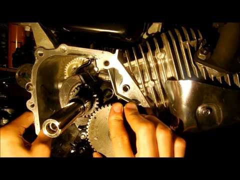 Honda 6.5 HP Clone How to Install Camshaft/Timing