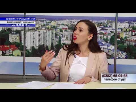 Директорка Агенції розвитку Хмельницького свободівка Леся Герасимчук в ефірі ТВ7+