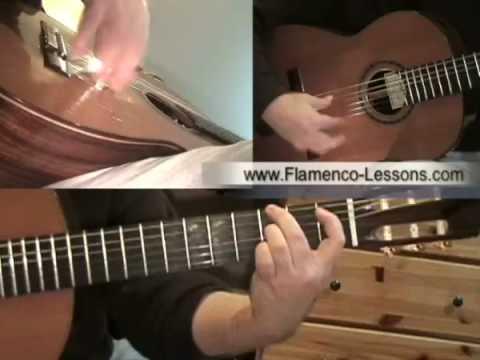 Bulerias Lesson - Advanced - Slow Tempo