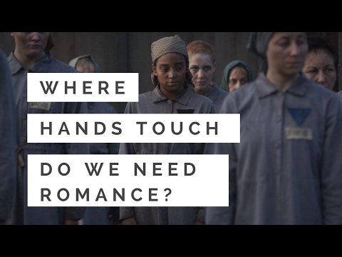 WHERE HANDS TOUCH  DO WE NEED ROMANCE IN THIS STORY?