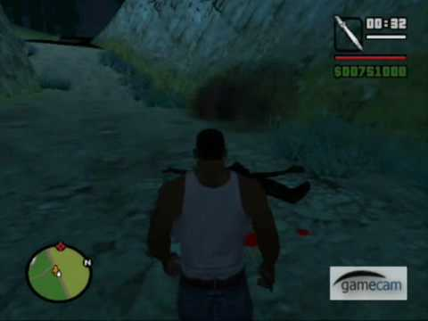 Pie Grande San Andreas (Big Foot) ;)