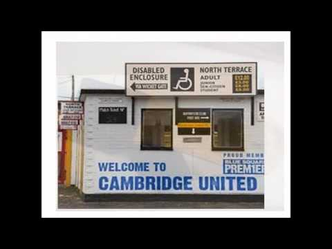 Cambridge United 100 years 50 memorable matches