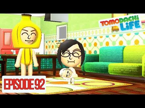 A Tomodachi Life #92: A Month Goes By