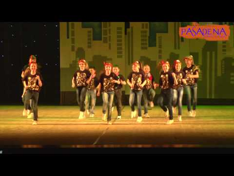 Pasadena dance school г.Николаев - Хип хоп микс
