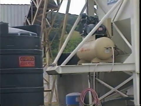 proceso de fabricacion de concreto