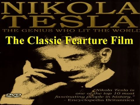 NIKOLA TESLA - The Genius Who Lit the World - FEATURE - Cat# K375Y