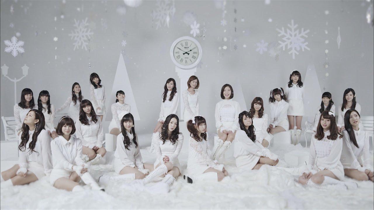 アイドリング!!!12/24発売23rdシングル「ユキウサギ」MV Short Ver.