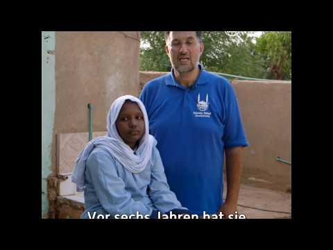 Doha und ihre Mutter Khalda können sich keine Medikamente leisten