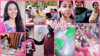#Vlog | Why I'm Calling Sudarsan As Babba? | Summer Ubtan Combo | Bittu Feeding Bottle Details