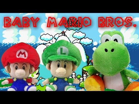 Baby Mario Bros: Saving Baby Luigi Part 1/3