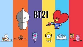 BT21 Go Go - BTS