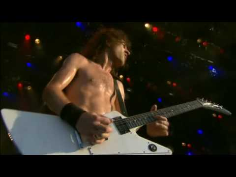 Airbourne Live Wacken 2008 Runnin' Wild Video