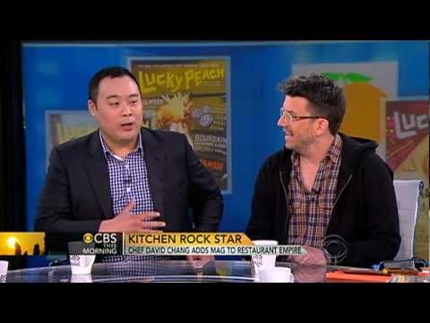 Momofuku's Chef David Chang on Lucky Peach
