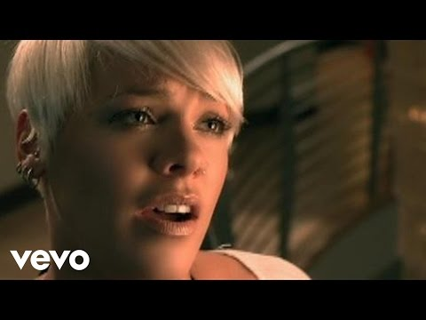 P!nk - Please Don't Leave Me video