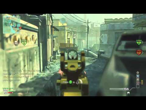 MW3 - ACR 6.8 M.O.A.B | 35 Gun Streak (Modern Warfare 3)