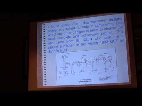 CO6CBF presentation at 2012 AMSAT Space Symposium