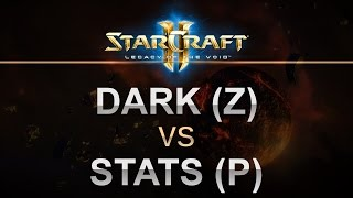 StarCraft 2 - Legacy of the Void 2017 - BO5 - Dark (Z) v Stats (P)