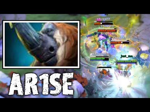 Arise Magnus EPIC Game AOE Ultimates 7.02 META Dota 2