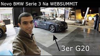 BMW 330i G20 2019 - Fui Conhecer Melhor esta Nova Geração Na WebSummit!! - JM REVIEWS 2018