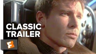 Blade Runner (1982) Official Trailer - Ridley Scott, Harrison Ford Movie