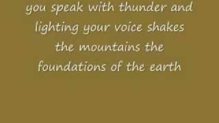 Todd Agnew-This Fragile Breath with lyrics