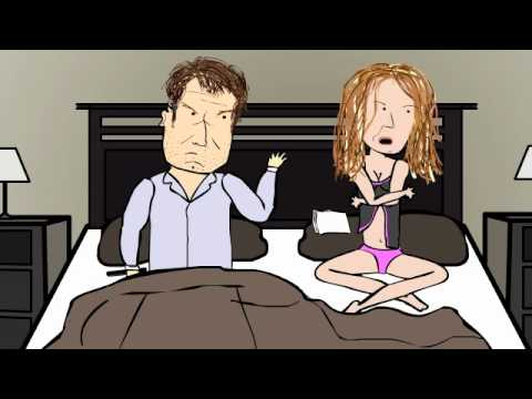 Tom & Gisele: Sex, Nightmares, and Robot Arms (Starring Tom Brady & Gisele Bündchen)