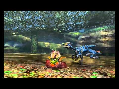 Monster Hunter 4 - Nintendo Direct 05/31 Trailer